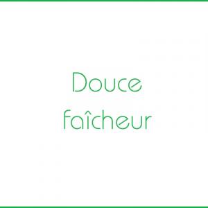 DMVM - Douce fraîcheur